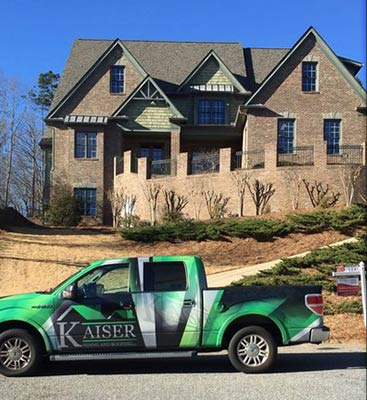 Fast, Effective Roof Repair in Alpharetta, Roswell and nearby Georgia